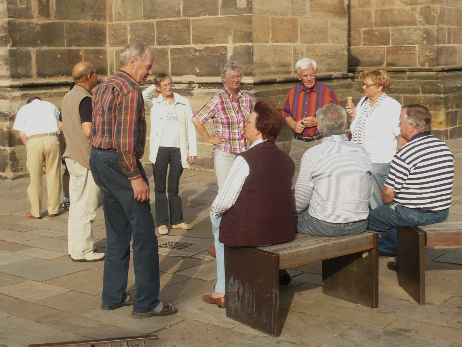 Chortreffen in Hessen 18. -20.9.2009 020