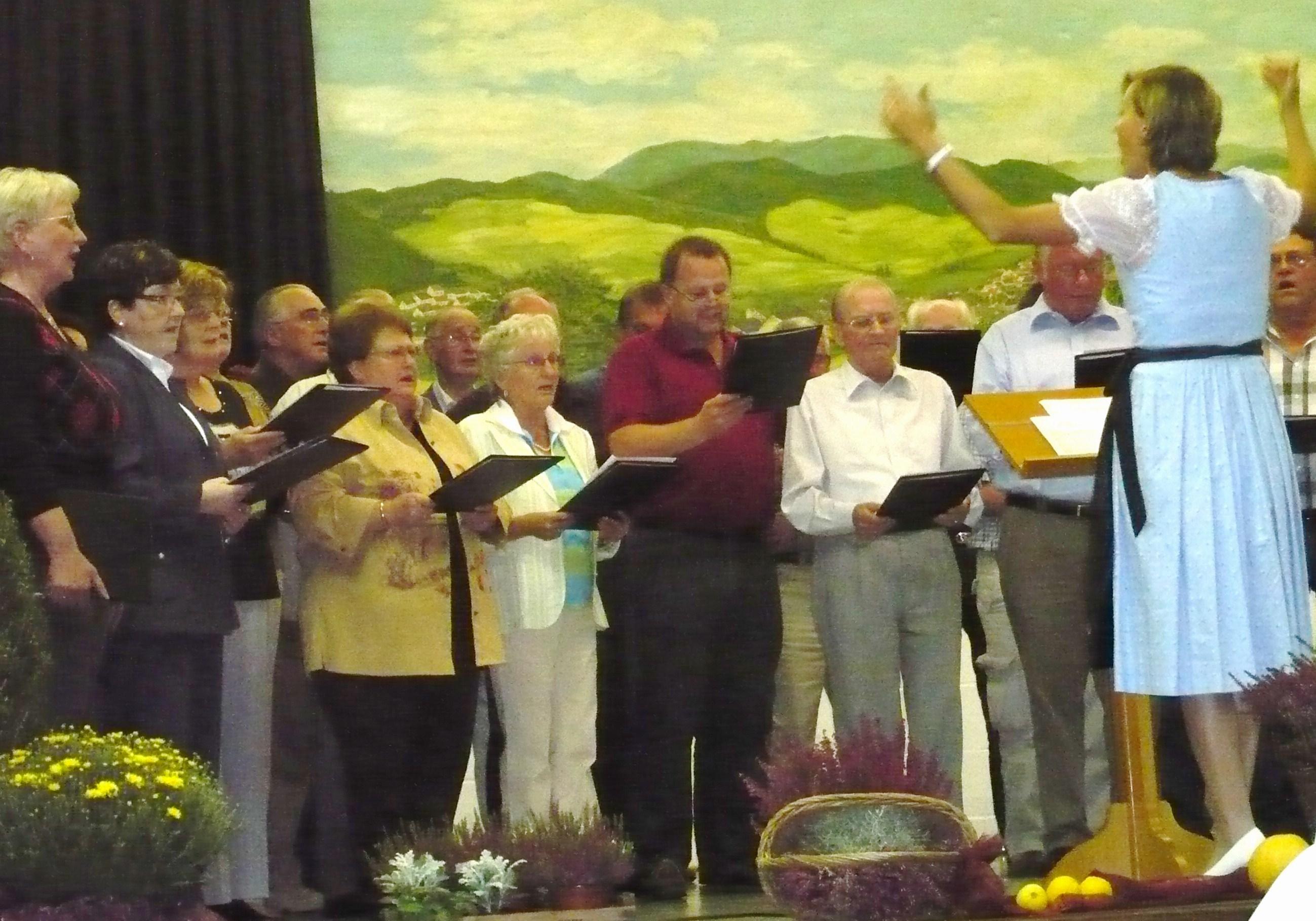 Chortreffen in Hessen 18. -20.9.2009 040