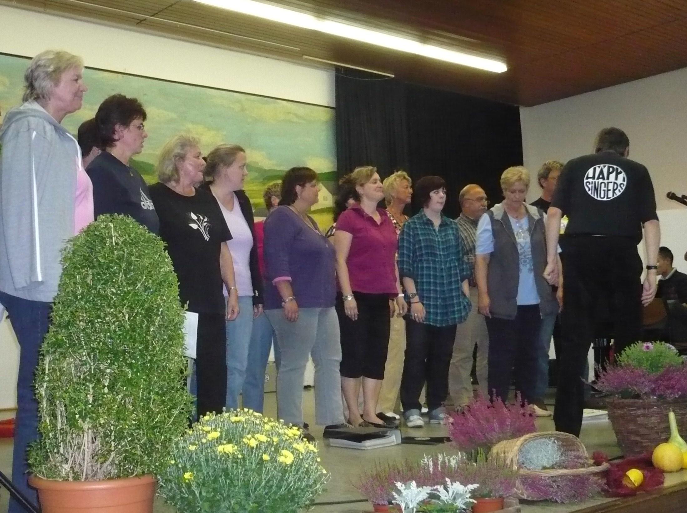 Chortreffen in Hessen 18. -20.9.2009 043