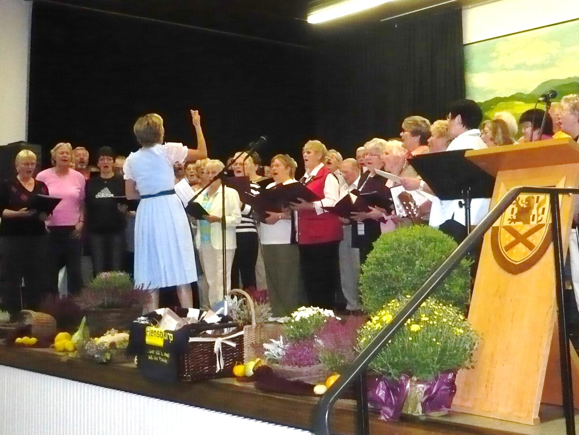 Chortreffen in Hessen 18. -20.9.2009 051