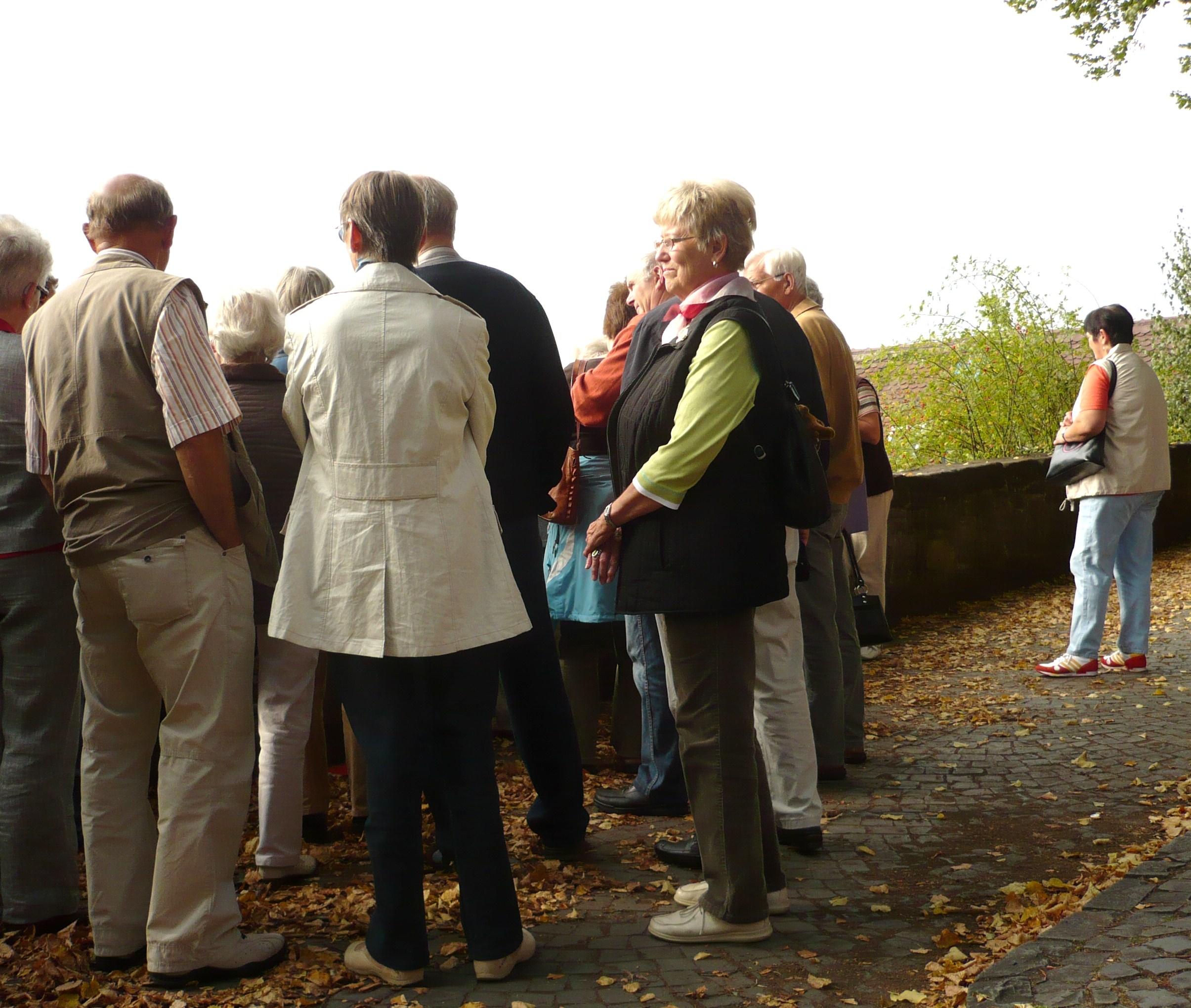 Chortreffen in Hessen 18. -20.9.2009 068
