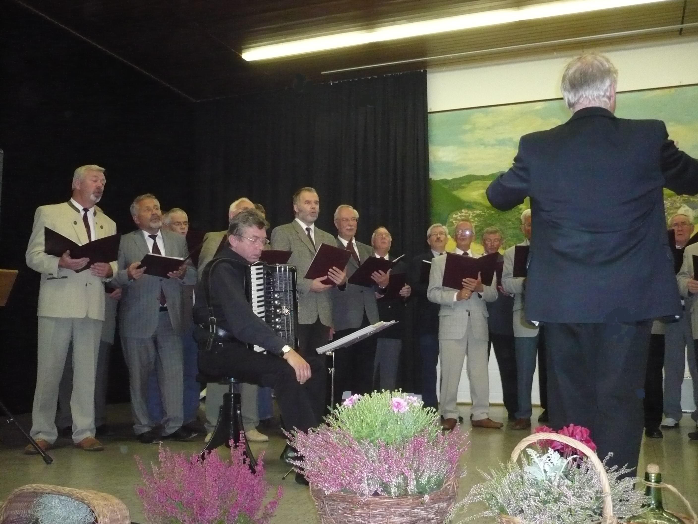 Chortreffen in Hessen 18. -20.9.2009 144