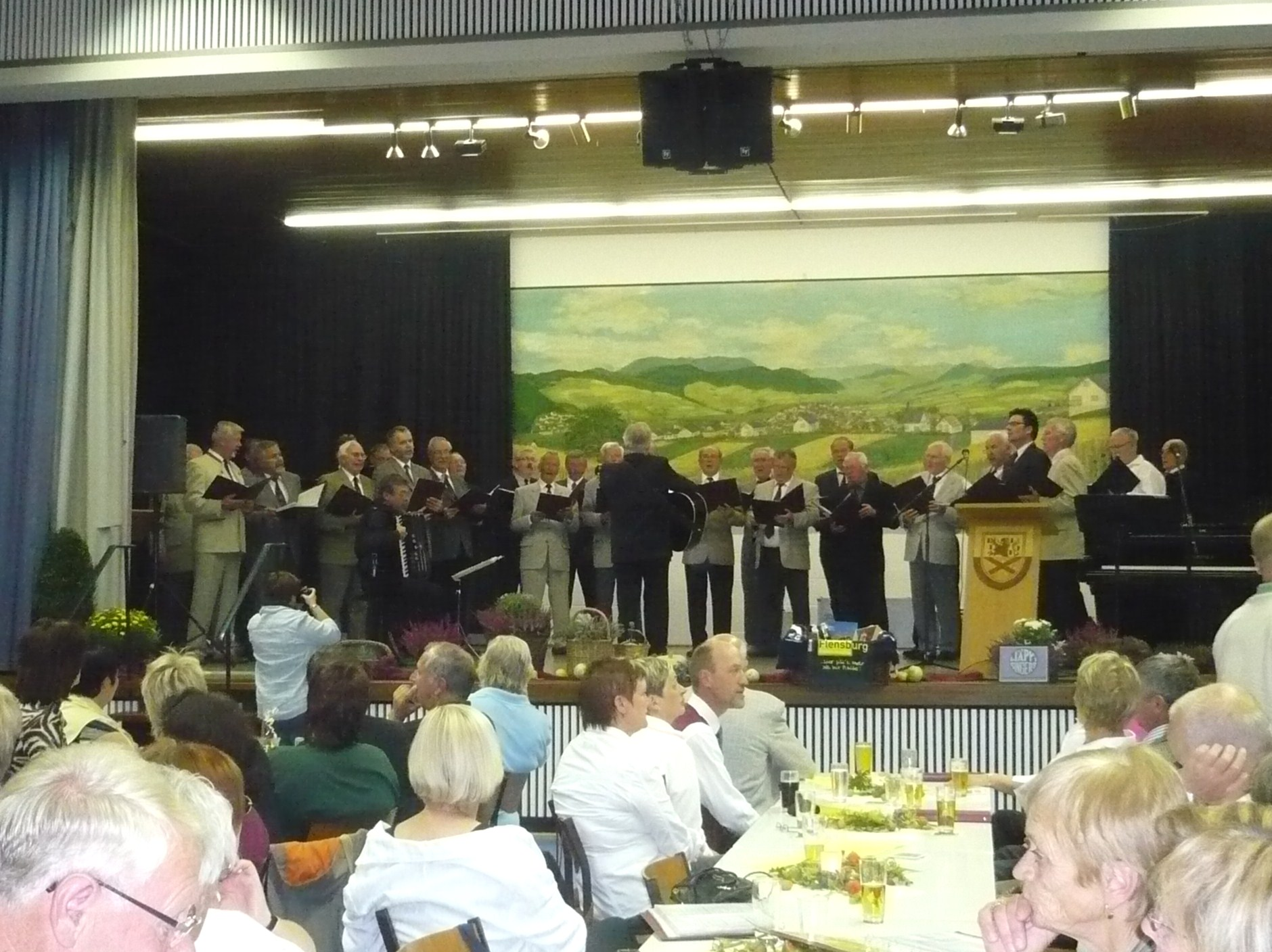 Chortreffen in Hessen 18. -20.9.2009 145